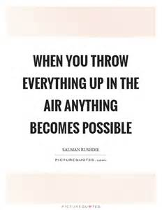 up in the air quotes sayings up in the air picture quotes