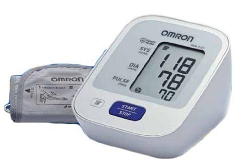 Omron HEM-7121 Blood Pressure Monitor With AC Adapter: Buy
