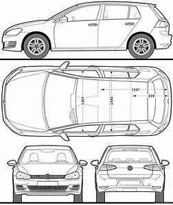 Dimensions Golf 5 : most loved car blueprints for 3d modeling free ~ Medecine-chirurgie-esthetiques.com Avis de Voitures