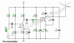 Simple Fm Transmitter Circuit