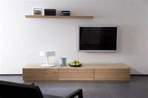 Meuble Tv Bas Et Long : meuble tv bas et long id es de d coration int rieure french decor ~ Teatrodelosmanantiales.com Idées de Décoration