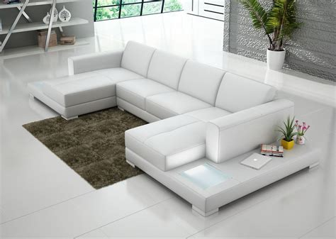 double sofas in living room immaculate white leather double chaise sectional sofa with