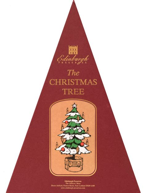 edinburgh preserves christmas tree gift set edinburgh