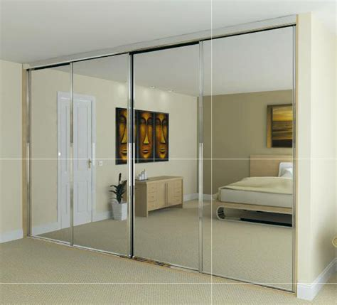 Mirror Design Ideas Cool Sliding Mirror Door Wardrobes