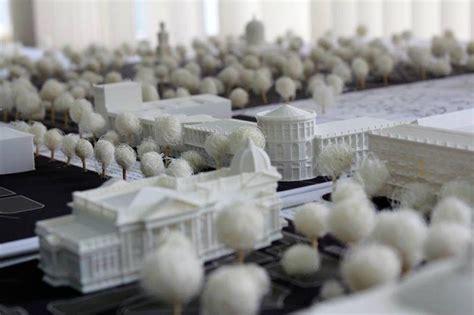 architects  prepare massive  printed replica  moldovas capital city chisinau dprint
