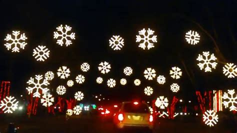 jellystone park christmas lights 2015 the dancing lights of christmas at jellystone park