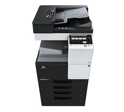 Download the latest drivers, manuals and software for your konica minolta device. bizhub 367 Multifunctional Office Printer   KONICA MINOLTA