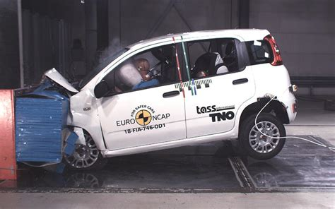 Fiat Safety Ratings by Fiat Panda Gets Zero In Crash Test Result Autocar