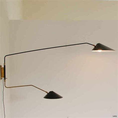 modern swing arm ls wall sconces contemporary sconce