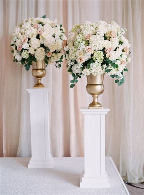 ideas  wedding ceremony flowers  pinterest