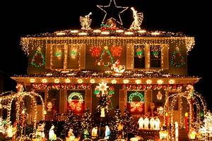 Outdoor, Christmas, Lighting, Projects