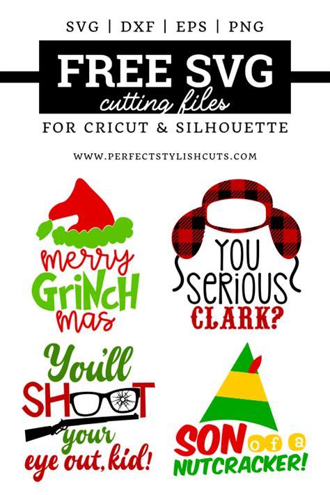 Free Christmas Svg Files For Cricut Maker  – 73+ File for DIY T-shirt, Mug, Decoration and more
