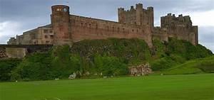 Bamburgh Castle Abseil - North of England Children's ...