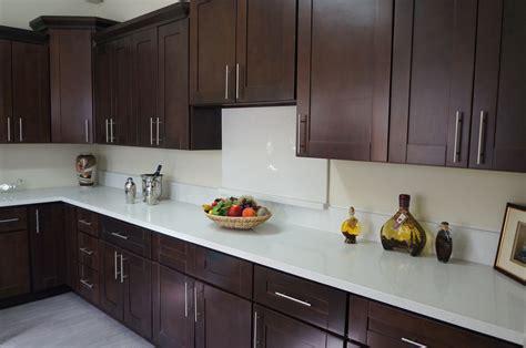chocolate shaker cabinet ready  assemble kitchen cabinets   rta cabinets
