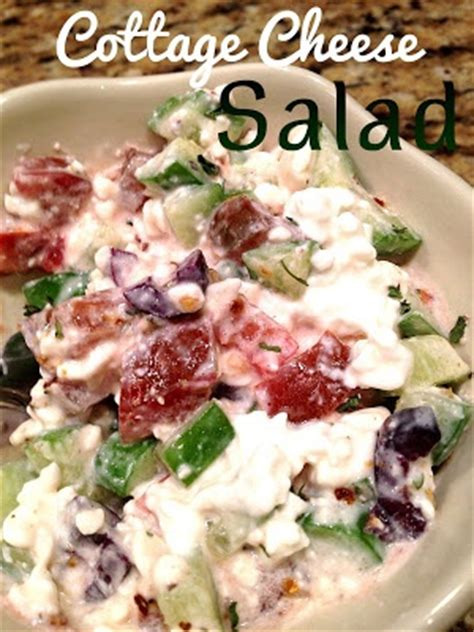 cottage cheese lunch ideas healthy lunch cottage cheese salad a healthy makeover