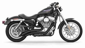 Freedom Performance Sharp Curve Radius Exhaust For Harley