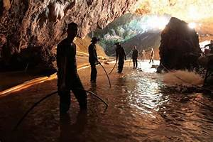 Thai Cave Rescue  4 Risky Options To Save The Trapped Boys