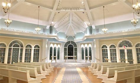 Disney's Wedding Pavilion shows off three new looks   The Disney Blog