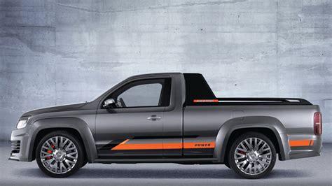 volkswagen amarok power concept leaked autoguidecom news