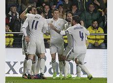 Villarreal 23 Real Madrid Morata header seals comeback