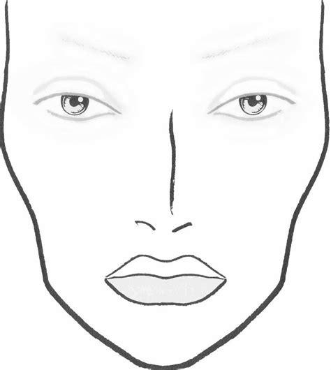 drawn face plain pencil   color drawn face plain