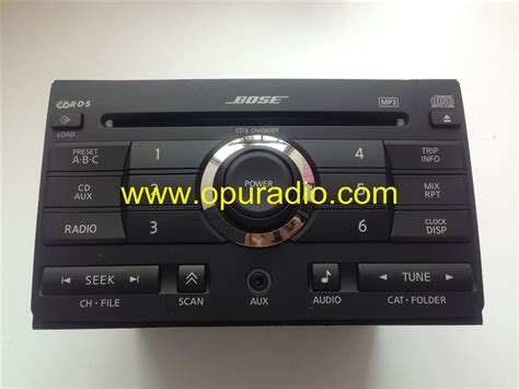 Bose Changer Aux Oem Factory Stereo Radio For