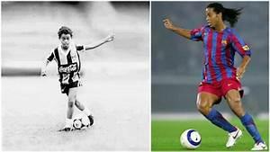 Ronaldinho Became A Sensation After Scoring 23 Goals (Video)
