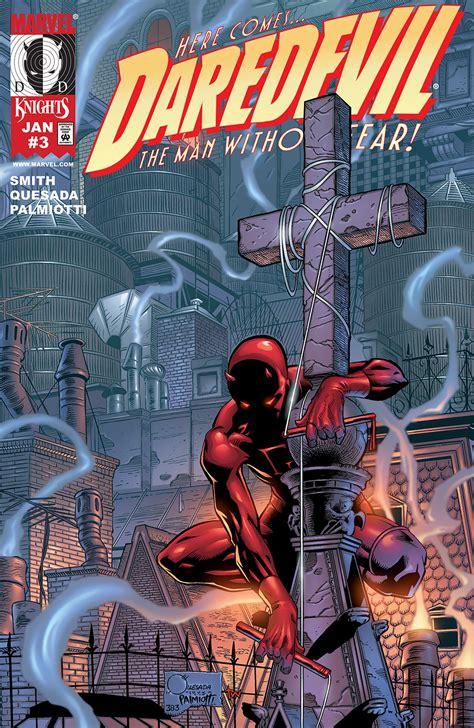 Daredevil Vol 7 3 daredevil 1998 3 comics marvel