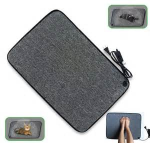 portable electric warmer heating mat warmer floor pad for home office use ebay