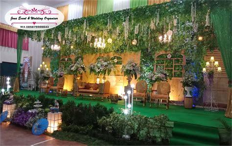 jona wedding organizer katalog dekorasi pengantin