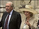 BBC NEWS | UK | Camilla's father Bruce Shand dies