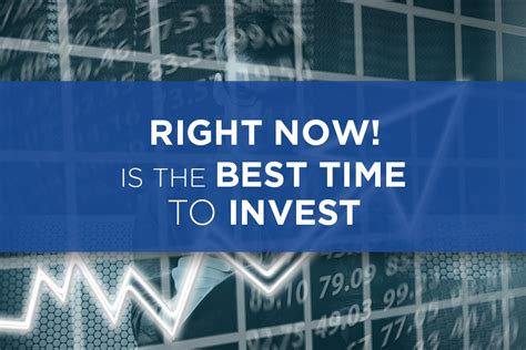 The Best Time To Enter The Stock Market