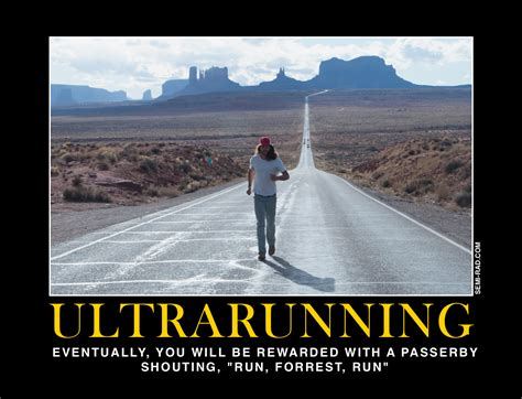 motivational posters  ultrarunners semi radcom