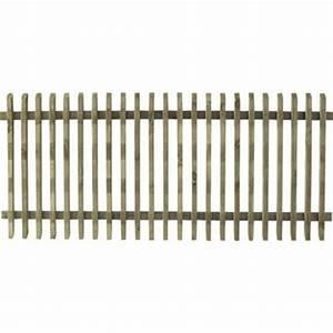 barriere bois panneau barriere et palissade bois With piscine en bois leroy merlin 0 portillon bois anglaise naturel h 120 x l 100 cm leroy