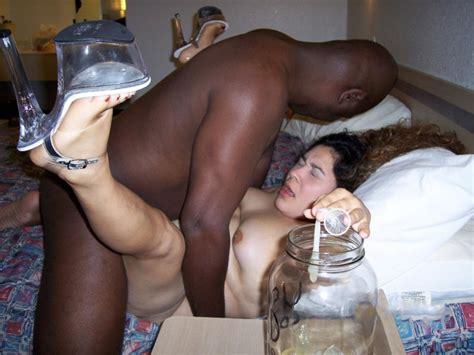 Loving Bareback Amateur Interracial Porn