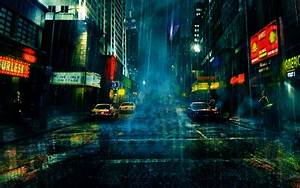 Raining HD Wallpapers
