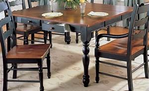 Kleiner Tisch Mit Stühlen : der tisch mit schublade modern und praktisch ~ Markanthonyermac.com Haus und Dekorationen