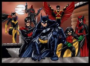 Bat Family (New52) VS Bat Family (Pre-New52) - Battles ...