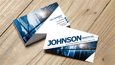 gotprint templates 10 free real estate business card templates psd pdf gotprint