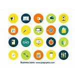 Icons Business Icon Vector Transparent Clipart Vectors