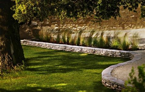 bordures de jardin  idees originales