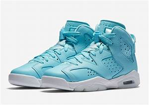 "Air Jordan 6 ""Pantone"" 2017 Release Date 