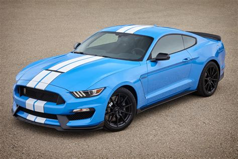 2017 Mustang Shelby Gt350 First Pics Of New Colors Are