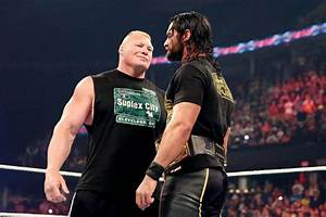 WWE's Seth Rollins on Brock Lesnar returning to UFC: 'Don ...  Wwe