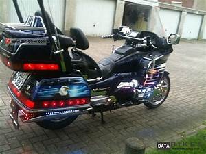 2000 Honda Goldwing Gl 1500 B J  2000