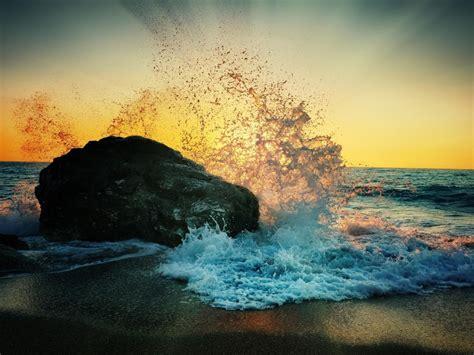 Ocean Waves Desktop Background 498382 : Wallpapers13.com