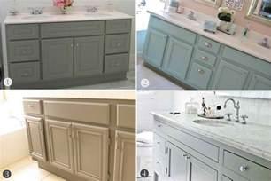 painted bathroom cabinet ideas inspired honey bee home bathroom cabinets upgrade