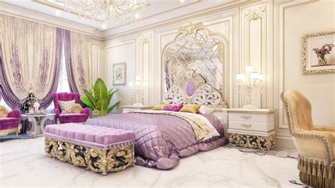 admirable master bedroom design in dubai by luxury antonovich design