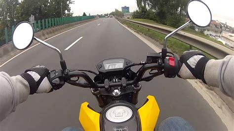 Honda Msx Grom 125 Acceleration