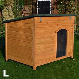 uk price large dog kennel sloped roof wooden kennels dog With dog house price